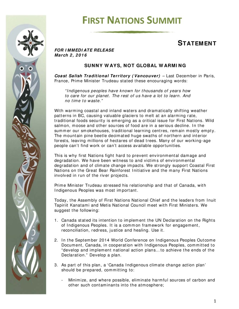 thumbnail of FNS-statement-on-Climate-Change-March-2-2016