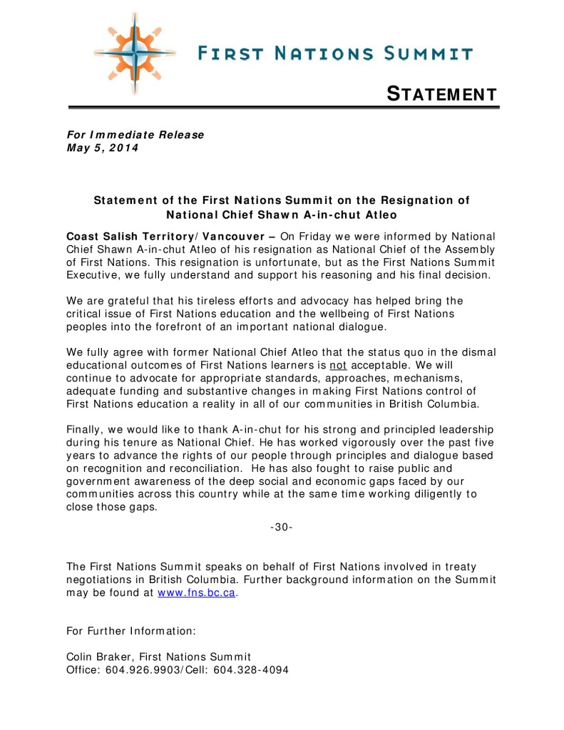 thumbnail of FNS_statement_re_resignation_of_National_Chief_Atleo_May-5-2014