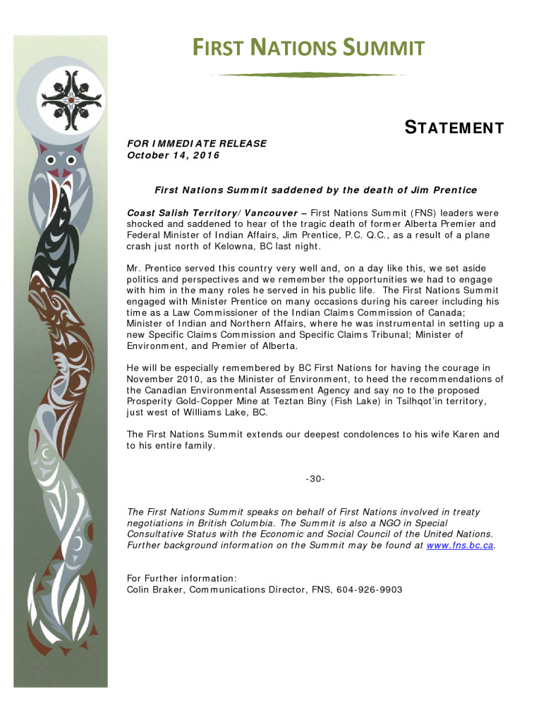 thumbnail of fns-statement-re-death-of-jim-prentice-oct-14-2016